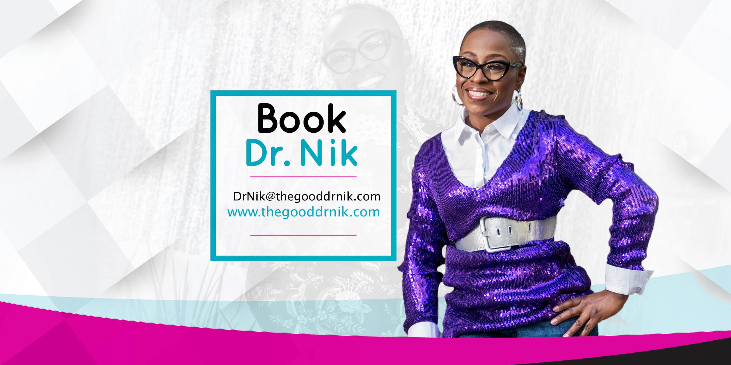 Book Dr. Nik